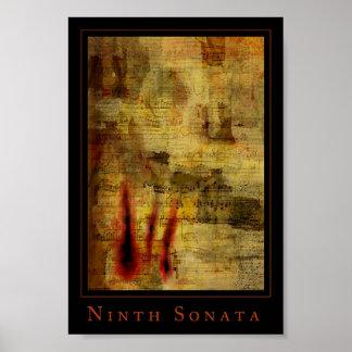 ninth sonata poster