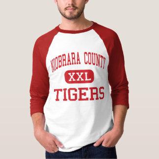 Niobrara County - Tigers - High - Lusk Wyoming T-Shirt