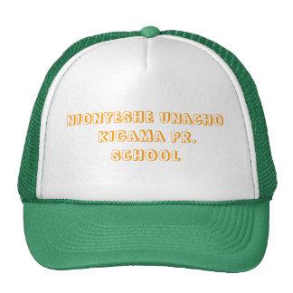 NIONYESHE UNACHO KIGAMA PR. SCHOOL TRUCKER HAT