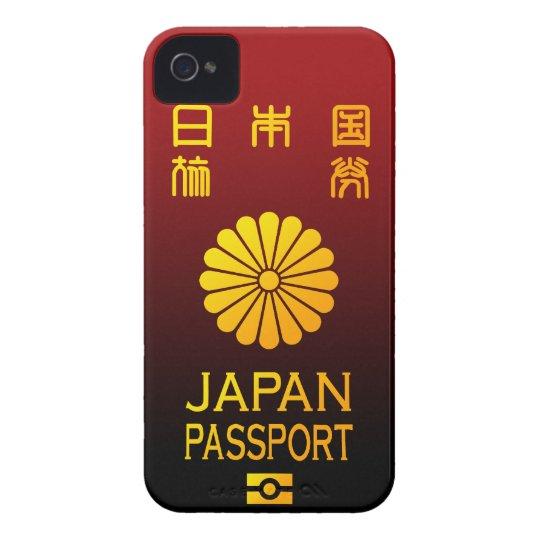 Nippon passport Case-Mate iPhone 4 case