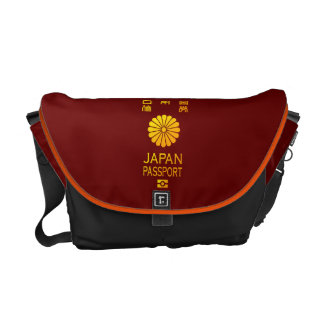 Nippon passport courier bags