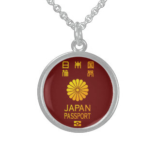 Nippon passport jewelry