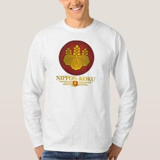 Nippon -Paulownia Seal Shirts