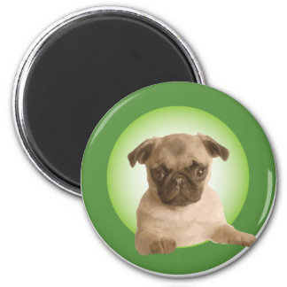 NIPRA Apparel 2 Inch Round Magnet
