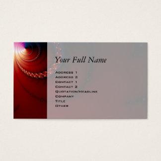 Nips - Fractal Art Business Card