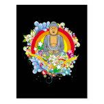 Nirvana Buddha Postcard