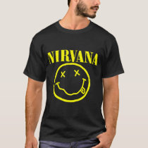 NIRVANA Raglan sleeve Baseball Tee Adult softball