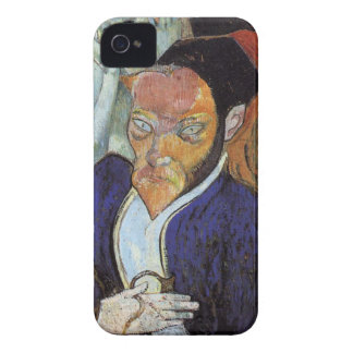 Nirvana, retrato de Jacob Meyer de Haan de Paul Case-Mate iPhone 4 Carcasas