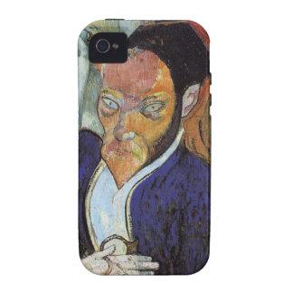 Nirvana, retrato de Jacob Meyer de Haan de Paul Vibe iPhone 4 Carcasa