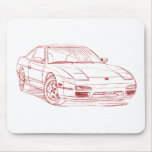 Nis 240SX S14 Mouse Pads