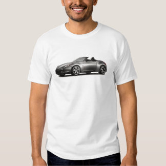 Nis 370Z Convert cracked Tshirts