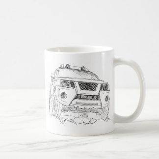 Nis Xterra 2009 Coffee Mug
