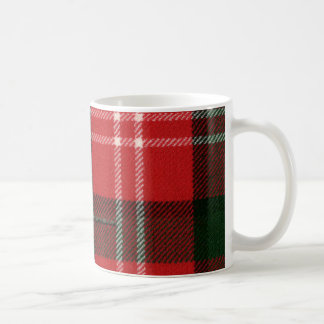 Nisbet Modern Tartan Mug