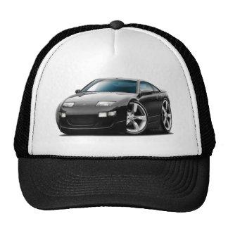 Nissan 300ZX Black Car Trucker Hat