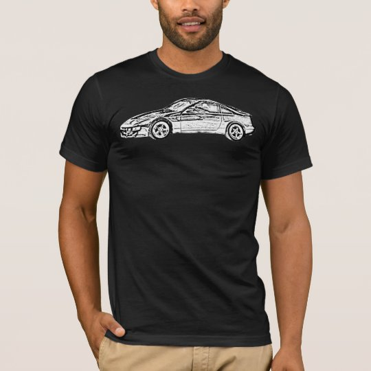 Nissan 300ZX Dark T-Shirt