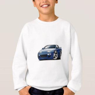 Nissan 300ZX Dk Blue Convertible Sweatshirt
