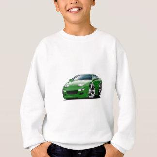 Nissan 300ZX Green Car Sweatshirt