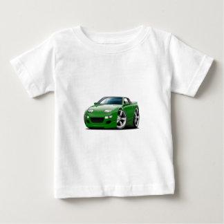 Nissan 300ZX Green Convertible Infant T-shirt