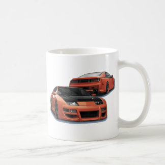 Nissan 300zx taza de café