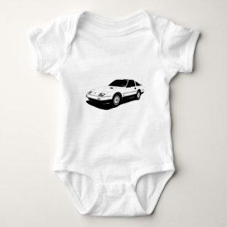 Nissan 300ZX Turbo Baby Bodysuit