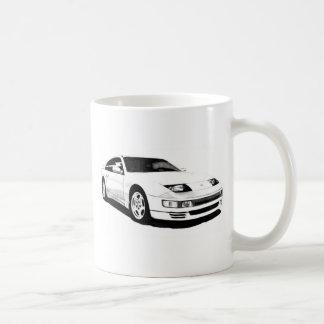 Nissan 300ZX Turbo gemelo Taza De Café