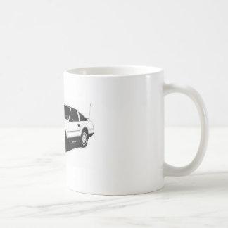 Nissan 300ZX Turbo Classic White Coffee Mug