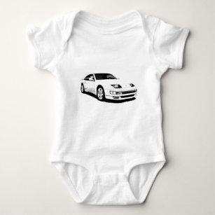 baby turbo onesies bodysuits zazzle Mach 1 Wallpaper nissan 300zx twin turbo baby bodysuit