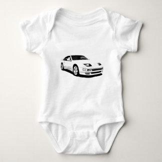 Nissan 300ZX Twin Turbo Baby Bodysuit