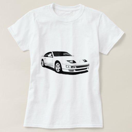 Nissan 300ZX Twin Turbo Shirts