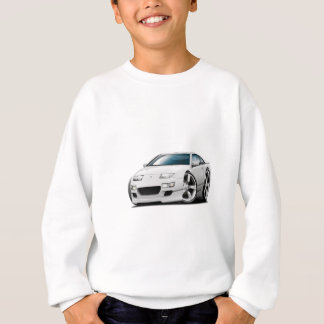 Nissan 300ZX White Car Sweatshirt