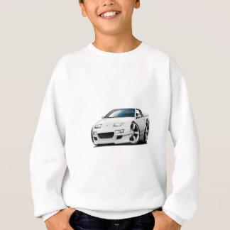 Nissan 300ZX White Convertible Sweatshirt