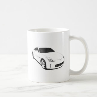 Nissan 350Z Artwork Coffee Mug