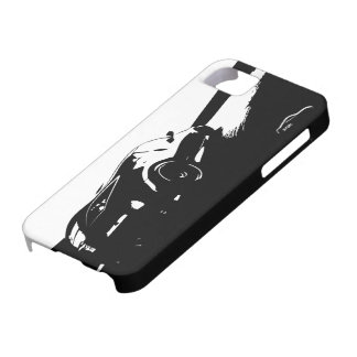 Nissan 350Z Drifting iPhone 5 Cases