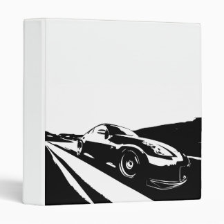 Nissan 350z  Folder - Binder