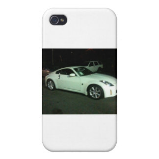 Nissan 350z iPhone 4/4S covers
