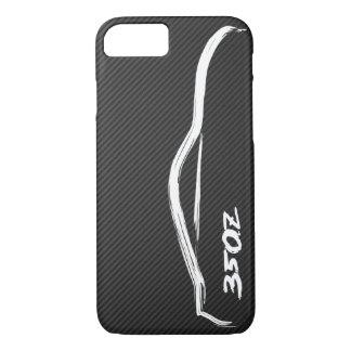 Nissan 350Z White Silhouette Logo iPhone 7 Case