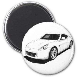 Nissan 370Z 2 Inch Round Magnet
