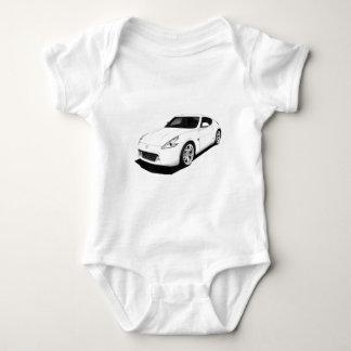 Nissan 370Z Baby Bodysuit