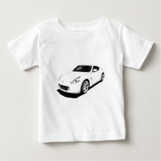 Nissan 370Z Baby T-Shirt