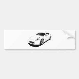 Nissan 370Z Bumper Sticker