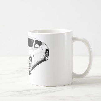 Nissan 370Z Coffee Mug