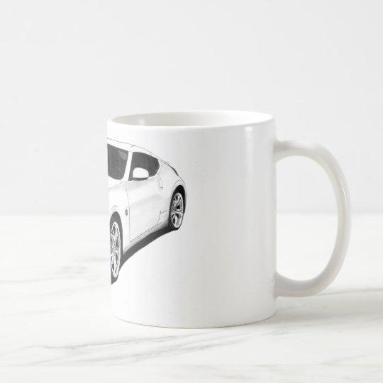 Nissan 370Z Coffee Mug