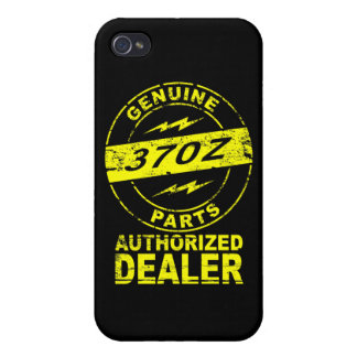 Nissan 370Z Genuine Parts iPhone Case iPhone 4/4S Cases