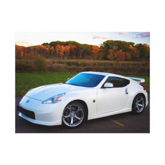 Nissan 370Z NISMO Canvas