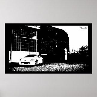 Nissan 370Z Impresiones