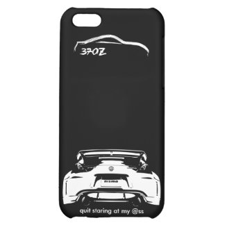 Nissan 370Z rear view iPhone 5C Case