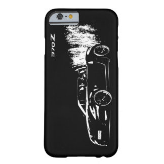 Nissan 370z Roadster (front view) Barely There iPhone 6 Case
