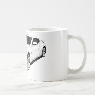 Nissan 370Z Tazas