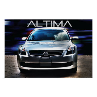 Nissan Altima 2009 Posters