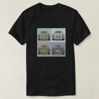 Nissan Figaro - 4 Seasons - T-Shirt